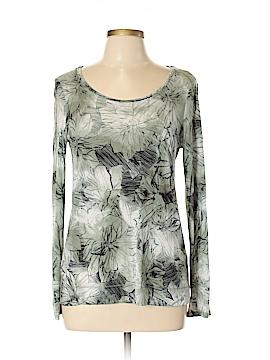 Simply Vera Vera Wang Long Sleeve T-Shirt Size L