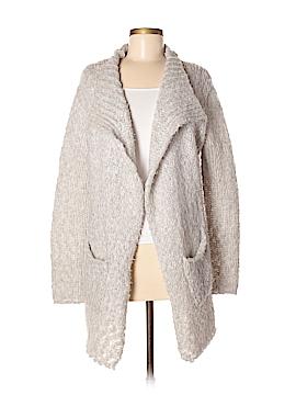 Velvet Wool Cardigan Size M