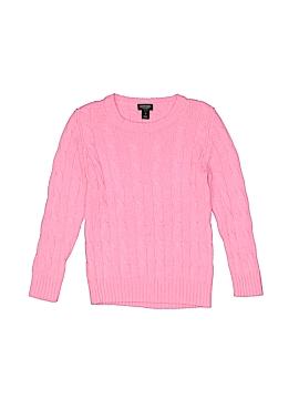 Crewcuts Cashmere Pullover Sweater Size 3