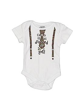 Topsville Short Sleeve Onesie Newborn