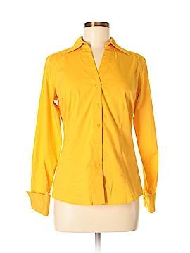 Worthington Long Sleeve Button-Down Shirt Size 6