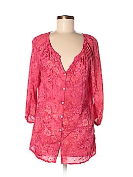 Nomadic Traders 3/4 Sleeve Blouse Size M