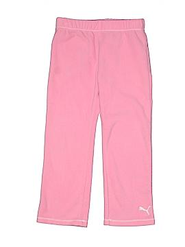 Puma Fleece Pants Size 4T