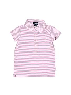 Ralph Lauren Short Sleeve Polo Size 4