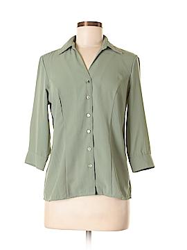 Laura Scott 3/4 Sleeve Blouse Size S