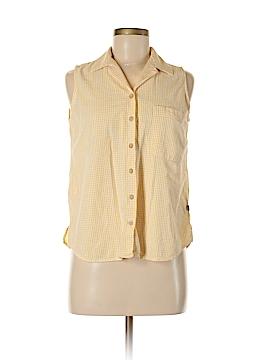 Royal Robbins Sleeveless Button-Down Shirt Size M