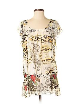 Mushka by Sienna Rose Short Sleeve Blouse Size M