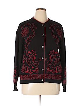 Pendleton Wool Cardigan Size 1X (Plus)