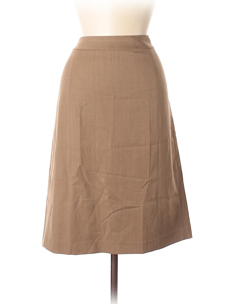 Lafayette 148 New York Women Casual Skirt Size 8