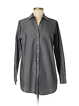 Foxcroft Long Sleeve Button-Down Shirt Size 8