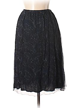 Burberry Silk Skirt Size 44 (IT)