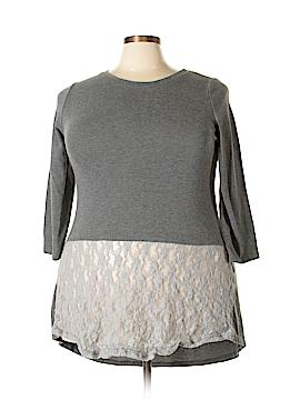 Reborn J Pullover Sweater Size 2X (Plus)