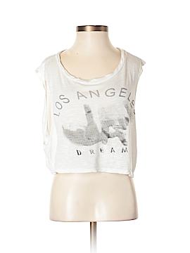 Four Girlz Sleeveless T-Shirt Size S