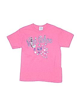 Delta Pro Weight Short Sleeve T-Shirt Size S (Kids)