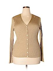Ralph Lauren Women Cardigan Size 1X (Plus)