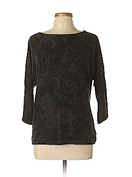 Lauren by Ralph Lauren Silk Pullover Sweater Size L