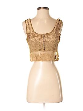 Ecote Sleeveless Blouse Size XS - Sm