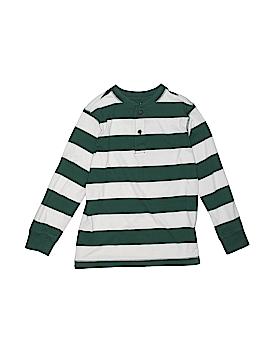 Basic Editions Long Sleeve T-Shirt Size 8