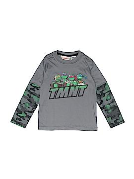 Nickelodeon Long Sleeve T-Shirt Size 4 - 5