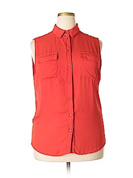 Zoa Sleeveless Blouse Size XL