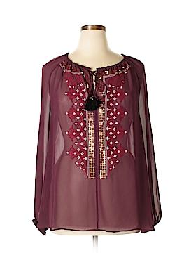 Altuzarra for Target Long Sleeve Blouse Size XL