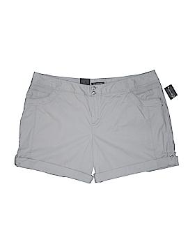 INC International Concepts Khaki Shorts Size 20 (Plus)