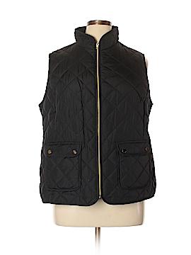 St. John's Bay Vest Size 1X (Plus)