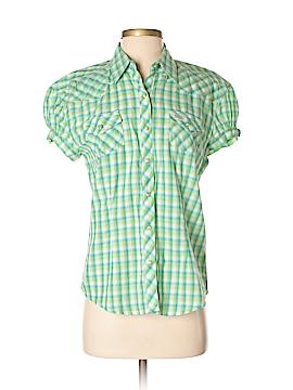 Twenty Short Sleeve Button-Down Shirt Size S