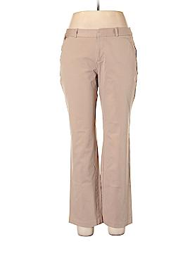 Dockers Khakis Size 14 (Petite)