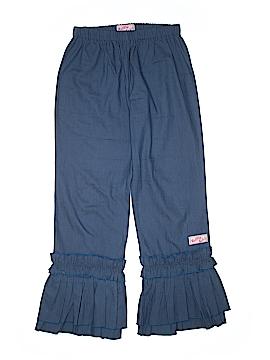 Ruffle Girl Casual Pants Size M (Kids)