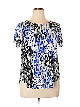 Alfani Short Sleeve Top Size 0X (Plus)