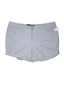 INC International Concepts Khaki Shorts Size 24 (Plus)