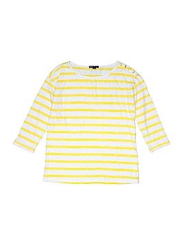 Gap Kids Outlet 3/4 Sleeve T-Shirt Size 14 - 15 Plus (Plus)