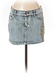 FUNHOUSE Women Denim Skirt Size 5