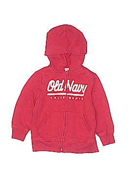 Old Navy Zip Up Hoodie Size 2T