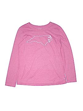 Danskin Now Long Sleeve T-Shirt Size L (Youth)