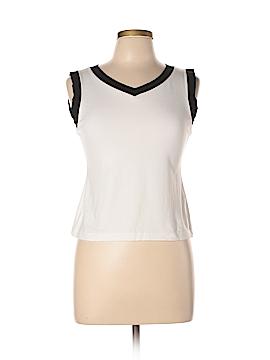 Armani Collezioni Sleeveless T-Shirt Size 14