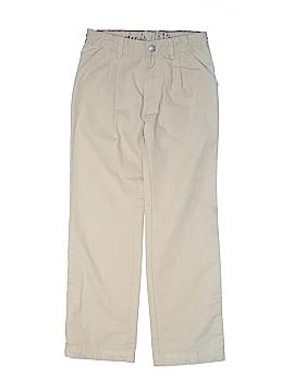 Petit Bateau Khakis Size 8