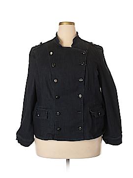 Chico's Denim Jacket Size XXL (4)
