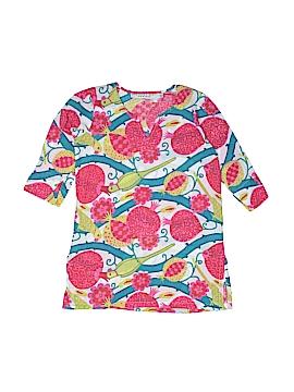 Gretchen Scott Designs 3/4 Sleeve Blouse Size 6 - 8