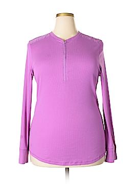 Ralph Lauren Long Sleeve T-Shirt Size 3X (Plus)