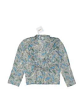 Papo d'Anjo Long Sleeve Blouse Size 8