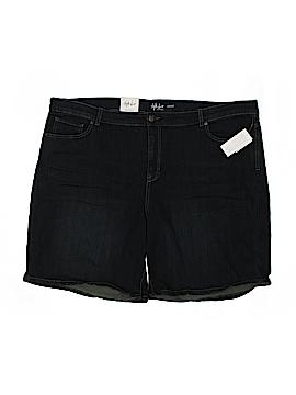 Style&Co Denim Shorts Size 24W (Plus)