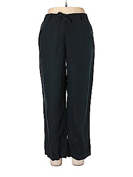 L.L.Bean Linen Pants Size 16 (Petite)