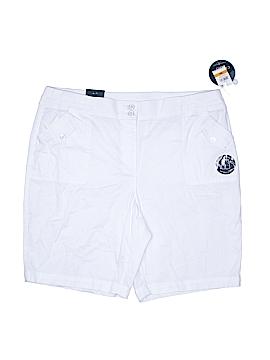 Karen Scott Cargo Shorts Size 16