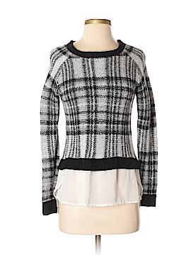Como Black Pullover Sweater Size S
