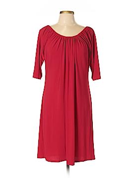 Tiana B. Casual Dress Size L (Petite)
