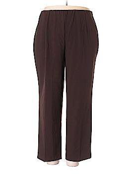 Susan Graver Casual Pants Size 2X (Plus)