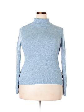Sag Harbor Turtleneck Sweater Size XL