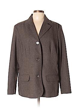 Eddie Bauer Wool Blazer Size XL